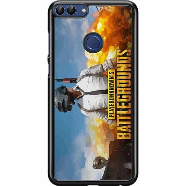 Huawei P Smart (2018) Hard Case (Svart) PUBG