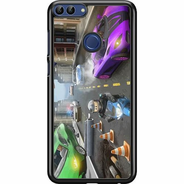 Huawei P Smart (2018) Hard Case (Svart) Roblox