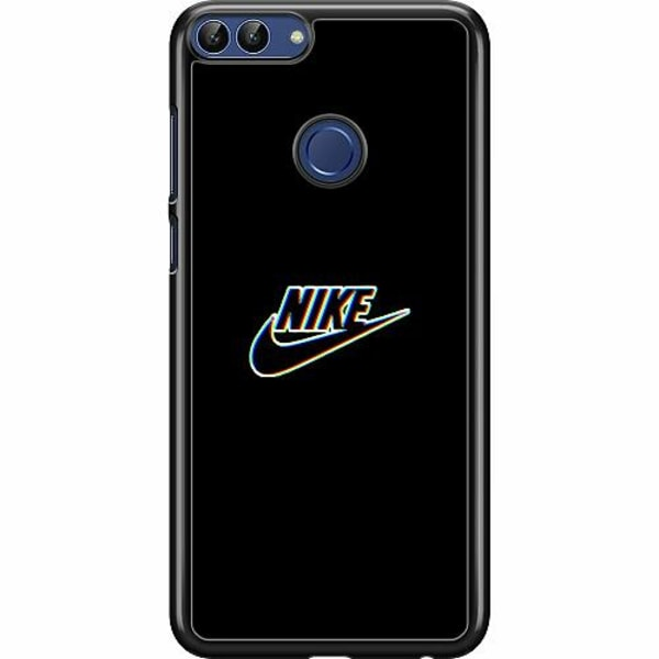 Huawei P Smart (2018) Hard Case (Svart) Statement