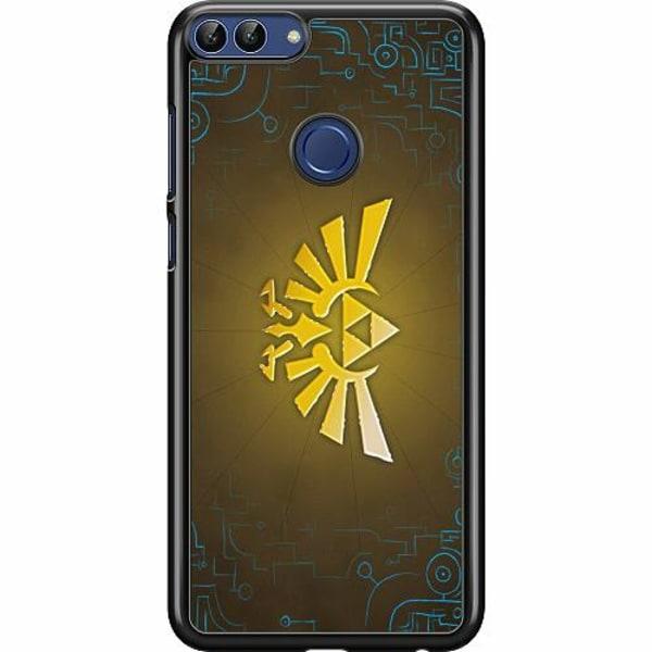 Huawei P Smart (2018) Hard Case (Svart) The Legend Of Zelda