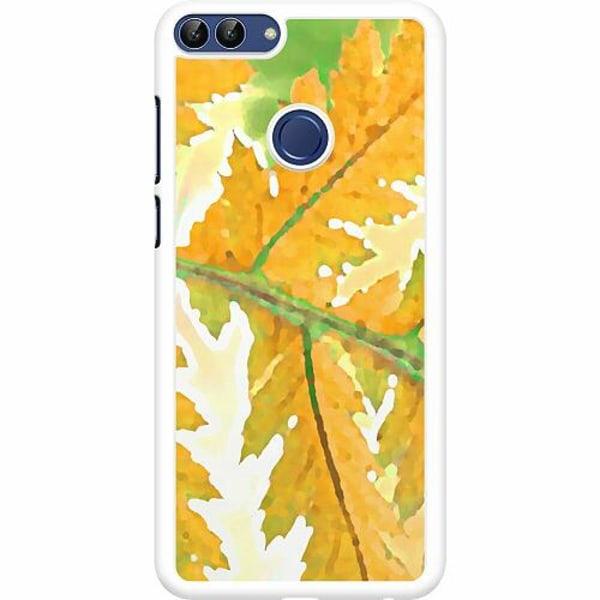 Huawei P Smart (2018) Hard Case (Vit) Autumn Left