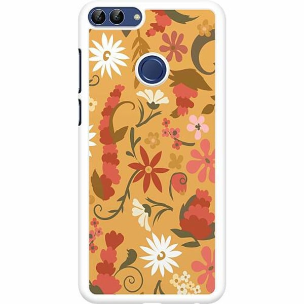 Huawei P Smart (2018) Hard Case (Vit) Bloomery