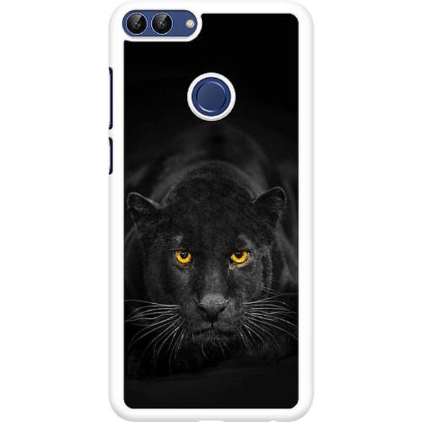 Huawei P Smart (2018) Hard Case (Vit) Panther