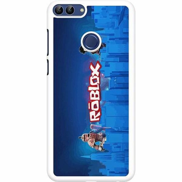 Huawei P Smart (2018) Hard Case (Vit) Roblox