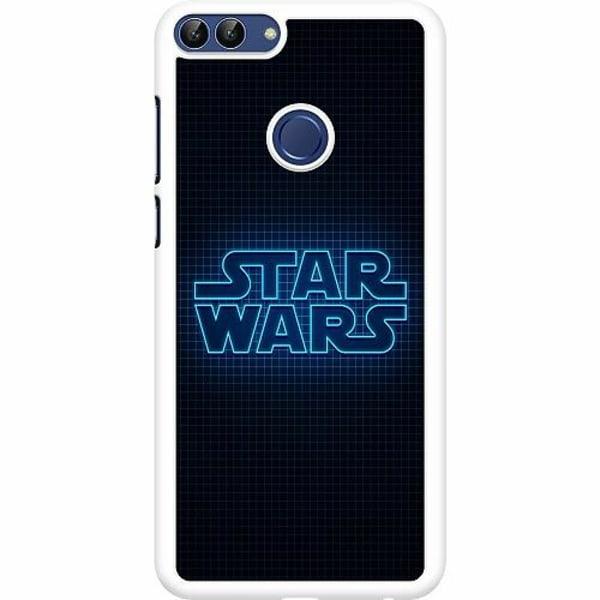 Huawei P Smart (2018) Hard Case (Vit) Star Wars