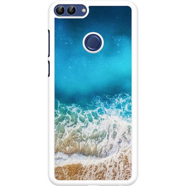 Huawei P Smart (2018) Hard Case (Vit) Beach Please