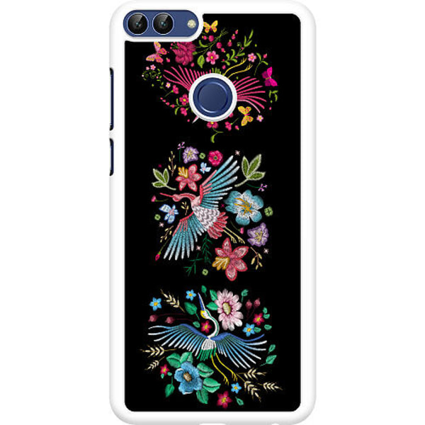 Huawei P Smart (2018) Hard Case (Vit) Birdie
