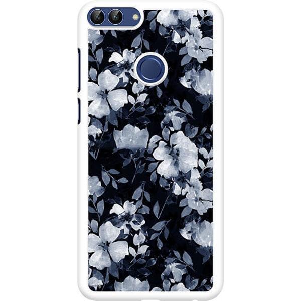 Huawei P Smart (2018) Hard Case (Vit) Moonlight Meadow