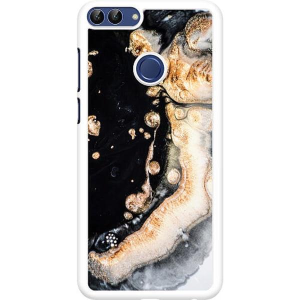 Huawei P Smart (2018) Hard Case (Vit) Galaxy Gold