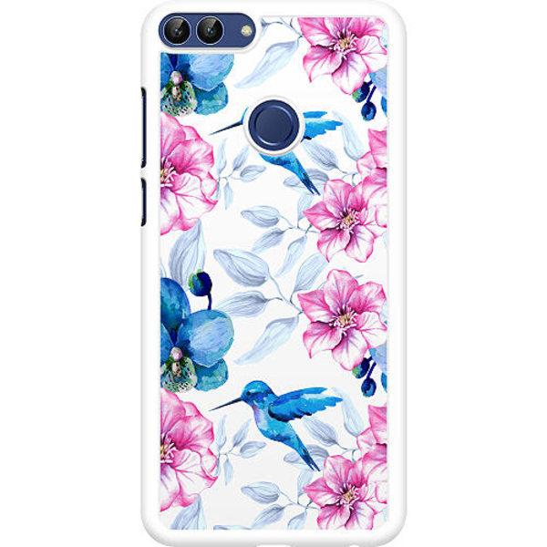 Huawei P Smart (2018) Hard Case (Vit) Hummingbird