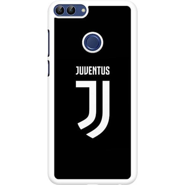 Huawei P Smart (2018) Hard Case (Vit) Juventus