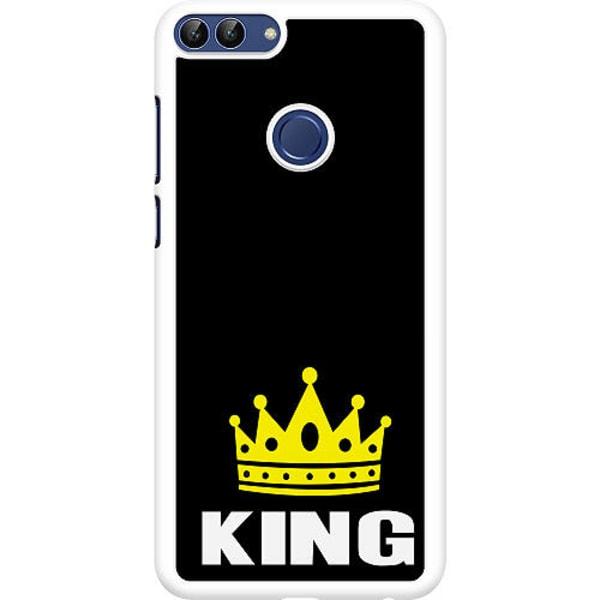 Huawei P Smart (2018) Hard Case (Vit) King 01