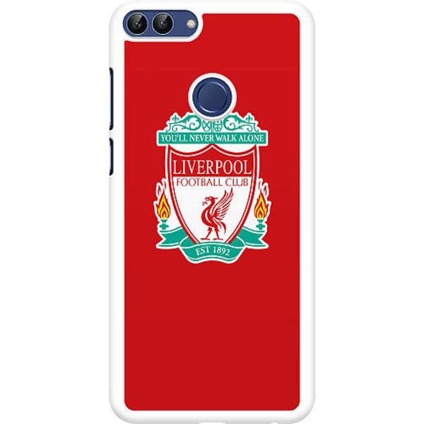 Huawei P Smart (2018) Hard Case (Vit) Liverpool