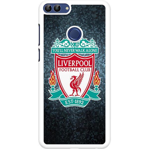 Huawei P Smart (2018) Hard Case (Vit) Liverpool Football Club