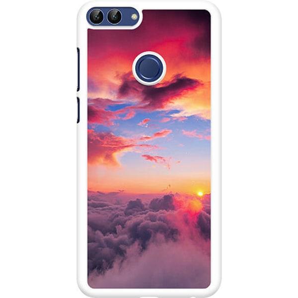 Huawei P Smart (2018) Hard Case (Vit) Moln