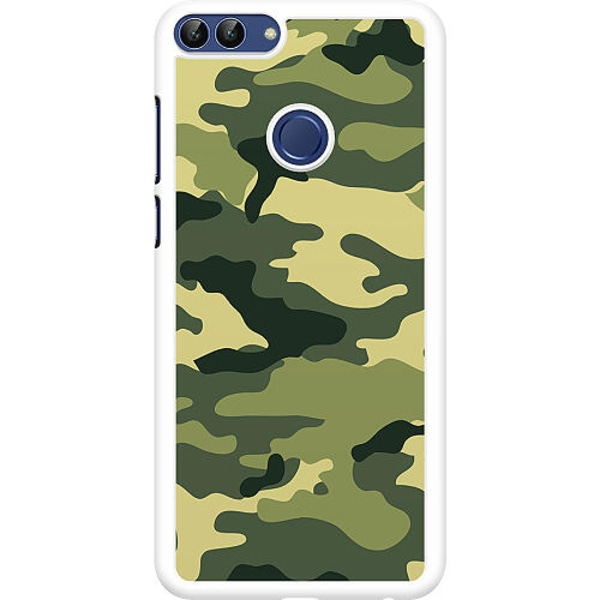 Huawei P Smart (2018) Hard Case (Vit) Military
