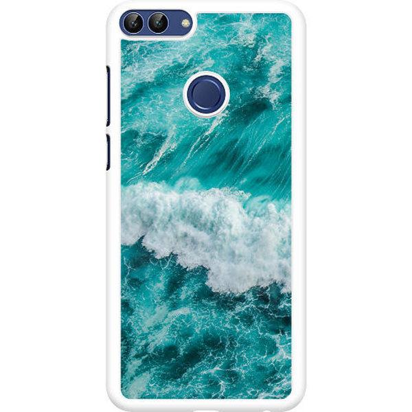 Huawei P Smart (2018) Hard Case (Vit) Ocean