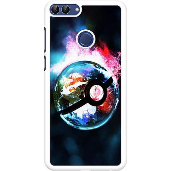 Huawei P Smart (2018) Hard Case (Vit) Pokémon GO