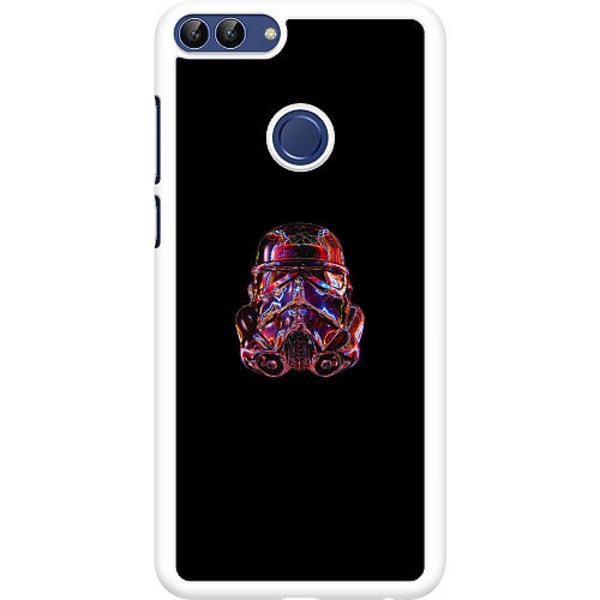 Huawei P Smart (2018) Hard Case (Vit)  Stormtrooper