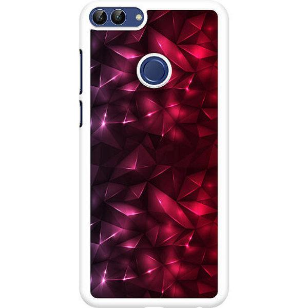 Huawei P Smart (2018) Hard Case (Vit) Tempting Red