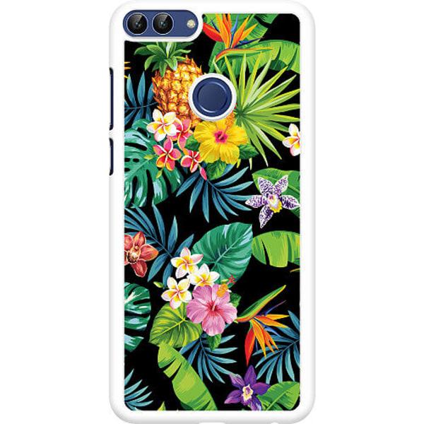 Huawei P Smart (2018) Hard Case (Vit) Tropical Vibe