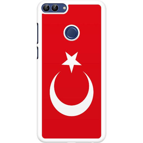 Huawei P Smart (2018) Hard Case (Vit) Turkiet