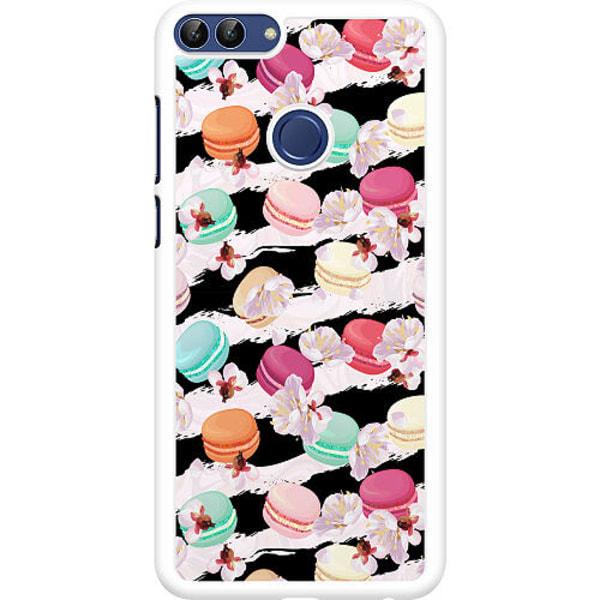 Huawei P Smart (2018) Hard Case (Vit) U Macaron Me Crazy