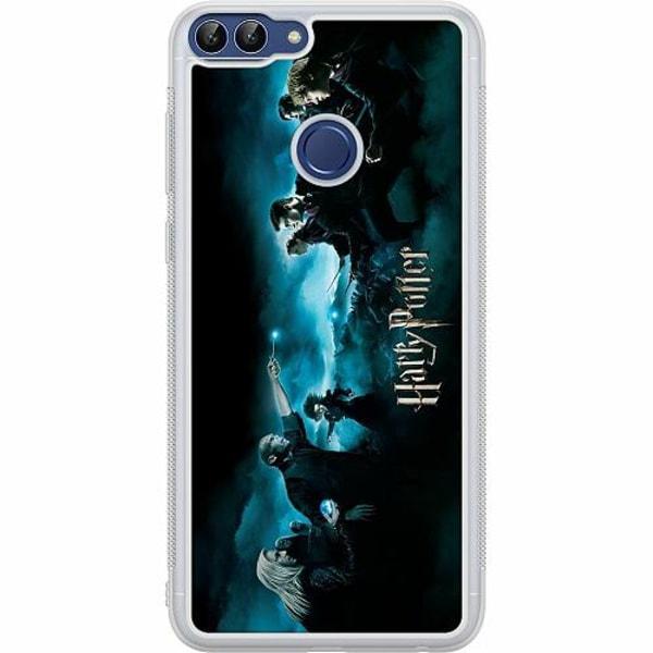 Huawei P Smart (2018) Soft Case (Frostad) Harry Potter