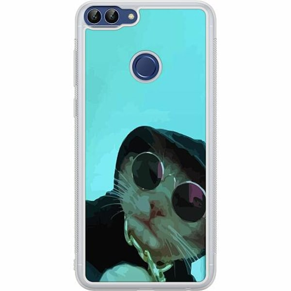 Huawei P Smart (2018) Soft Case (Frostad) Sup Cat