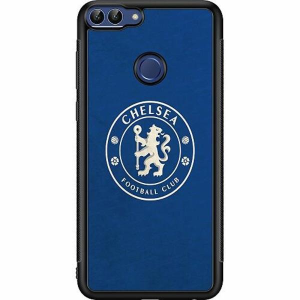 Huawei P Smart (2018) Soft Case (Svart) Chelsea