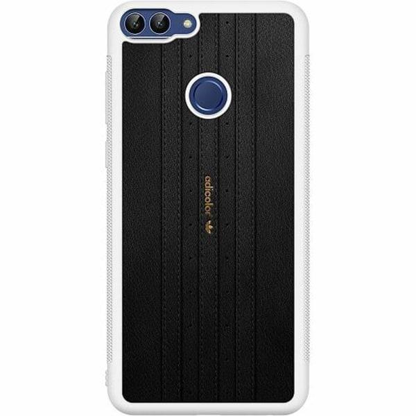 Huawei P Smart (2018) Soft Case (Vit) Adicolor