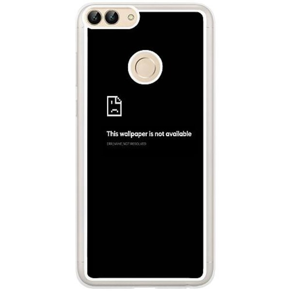 Huawei P Smart (2018) Transparent Mobilskal Error