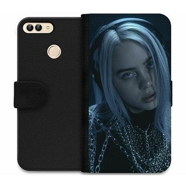 Huawei P Smart (2018) Wallet Case Billie Eilish 2021