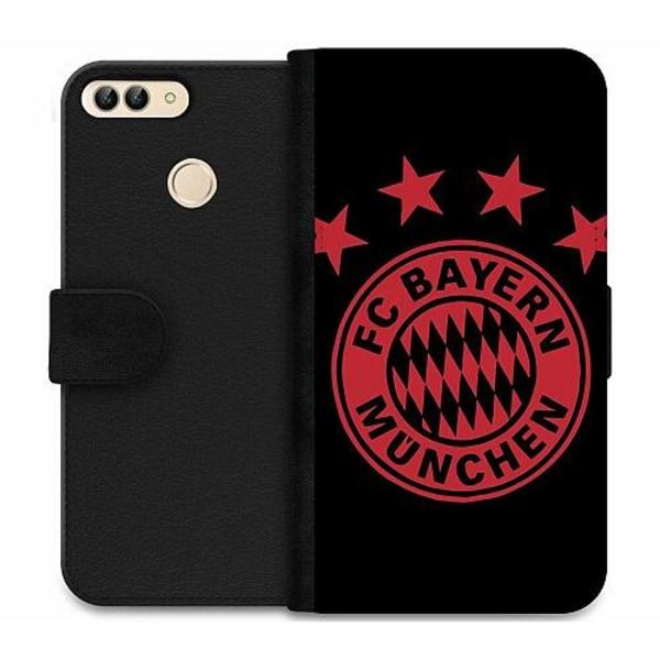 Huawei P Smart (2018) Wallet Case FC Bayern München