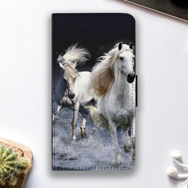 Apple iPhone XS Max Fodralskal Häst / Horse