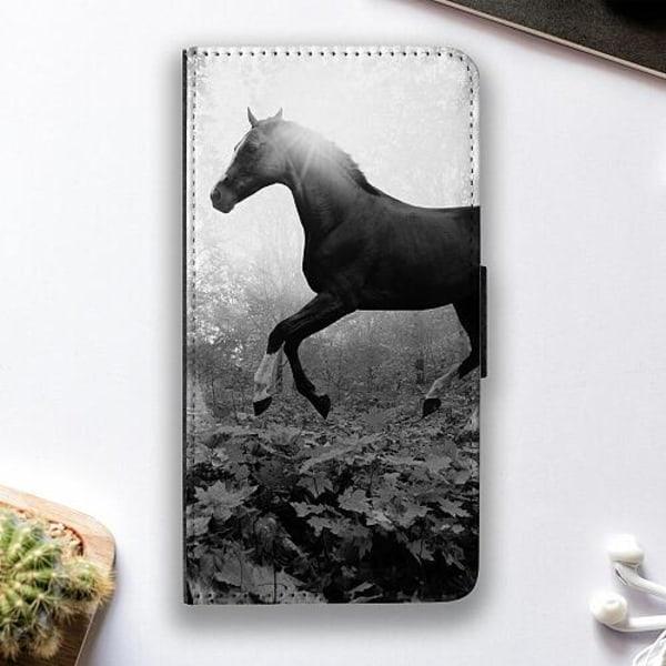 Huawei P Smart (2018) Fodralskal Häst / Horse