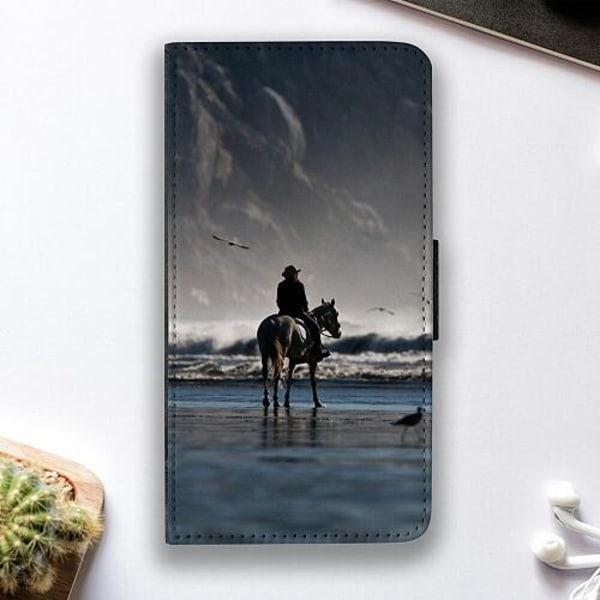 Samsung Galaxy A02s Fodralskal Häst / Horse