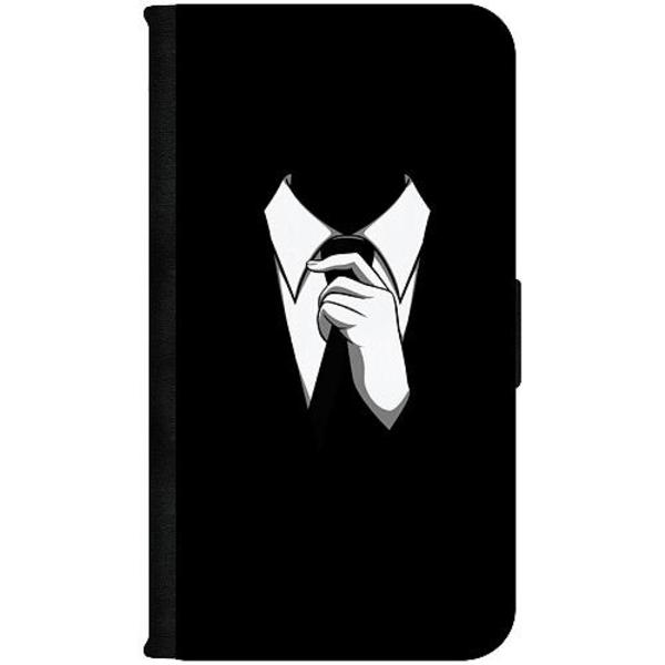 Xiaomi Mi 10 Lite Wallet Case Gentleman
