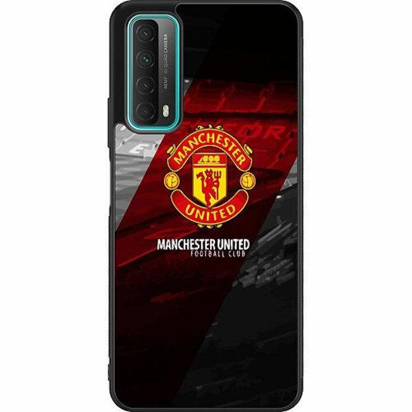 Huawei P Smart (2021) Billigt mobilskal - Manchester United FC