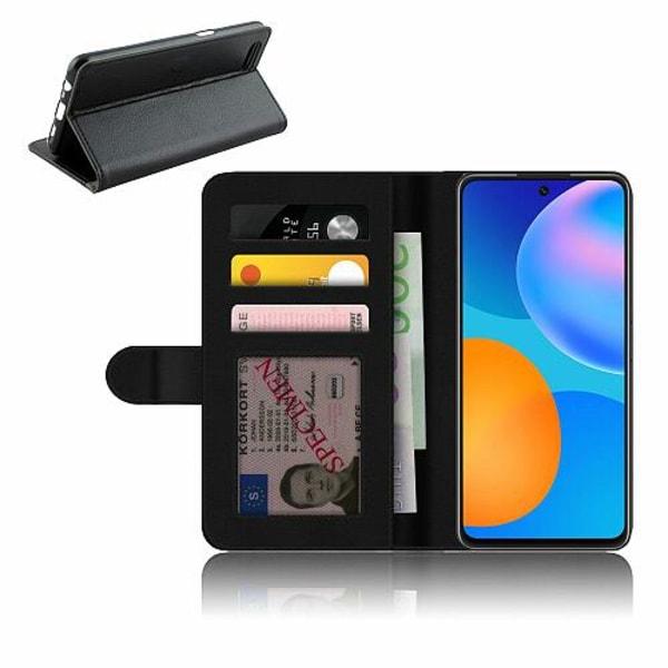 Huawei P Smart (2021) Plånboksfodral Color