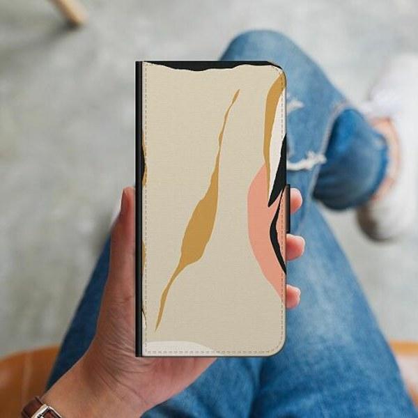 Samsung Galaxy S8 Plånboksskal Beiges B