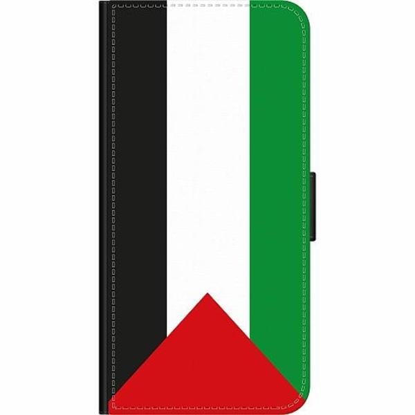 Samsung Galaxy A71 Wallet Case Palestina Flagga