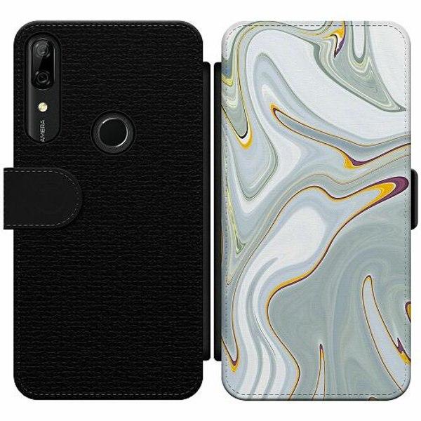 Huawei P Smart Z Wallet Slim Case Pattern