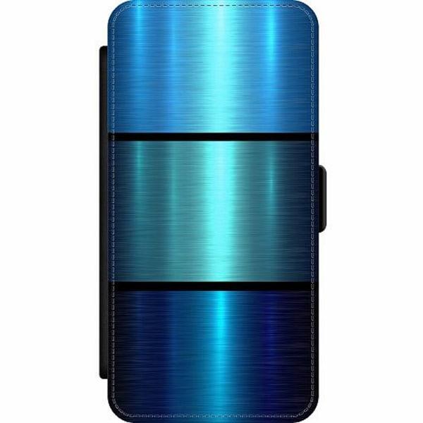 Samsung Galaxy S20 Ultra Wallet Slim Case Blå