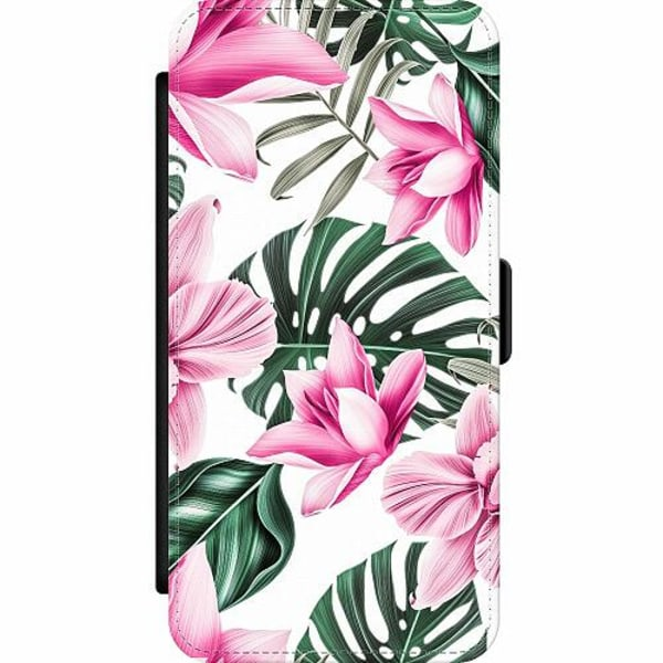 Samsung Galaxy S10 Lite (2020) Wallet Slim Case Blommor
