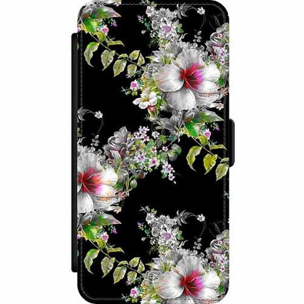Apple iPhone 12 Pro Wallet Slim Case Flower star