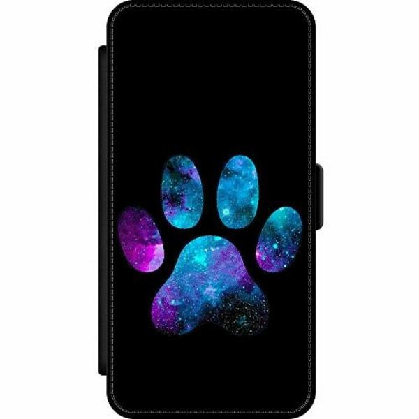 Apple iPhone 12 Pro Wallet Slim Case Galaxy Paw