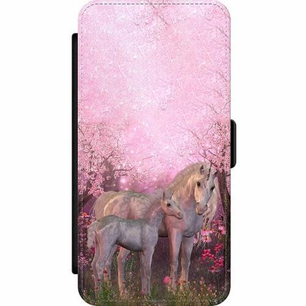 Samsung Galaxy S20 Ultra Wallet Slim Case Magic Unicorns