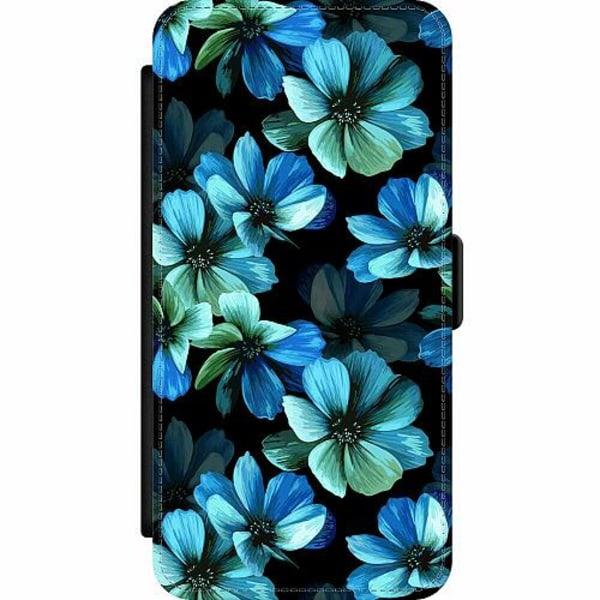 Samsung Galaxy S20 Ultra Wallet Slim Case Midnight Garden