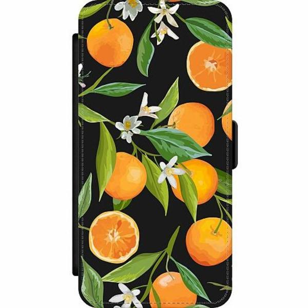Samsung Galaxy S10 Plus Wallet Slim Case Orange Juice